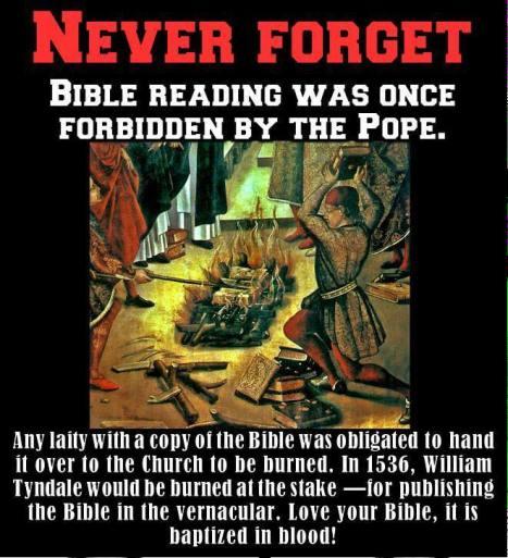 tyndale bible burning